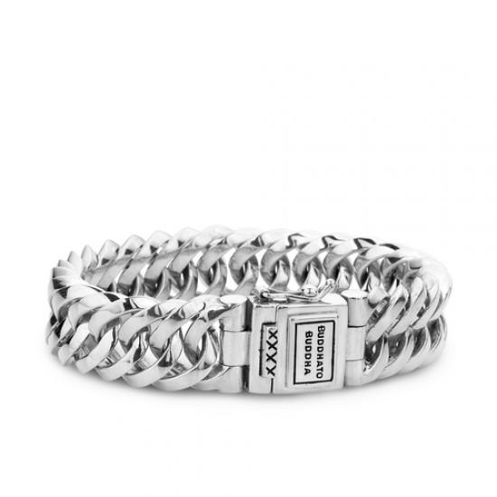 Bubbha to Buddha Armband smal Chain 090F - 56078