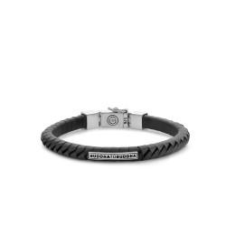 Buddha to Buddah armband Komang Small 162BL E 19cm - 56329