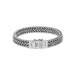 191 D Buddha to Buddha Armband zilver Julius small  18cm - 57920