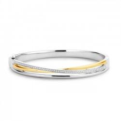 Zilver moments armband met Zirkonia 25357 AW - 60546