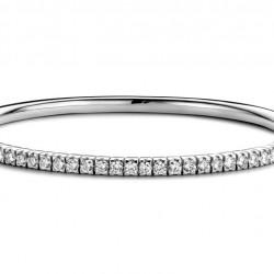 Zilver moments armband met Zirkonia 25370AW - 60545