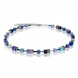Coeur de Lion Collier Blue-Purpel 2838/10-0708 - 57743