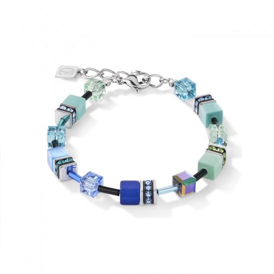 Coeur de Lion Armband  blue-Green 2838/30-0705 - 57752