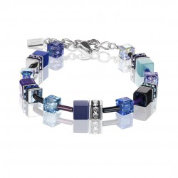 Coeur de Lion Armband Blue-Purple 2838/30-0708 - 57751