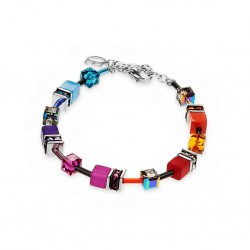 Coeur de Lion Armband 2838/30-1520 multicolour rainbow - 57036