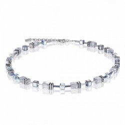 Coer de Lion Collier Crystal-Zilver 4015/10-1817 - 58610