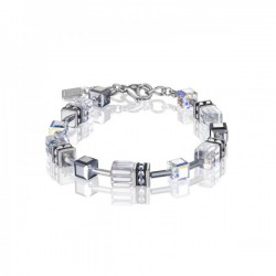 Coeur de Lion Armband Crystel-Sylver 4015/30-1817 - 58602
