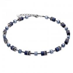 Coeur de Lion Collier Navy Blue 4322/10-0722 - 57033