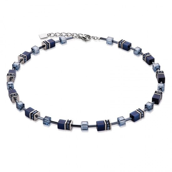 Coeur de Lion Collier Navy Blue 4322/10-0722 - 57033