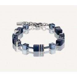 Coeur de Lion Armband navy blue 0722 - 57035