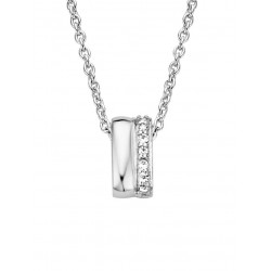 Moments collier incl hanger met zirkonia - 55593