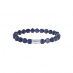 aze armband beads 8mm. 17.5cm Himalaya - 60689