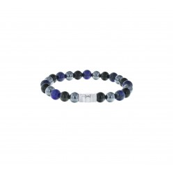 AZE Armband 17.5cm beads 8mm Grand Picasso - 60699
