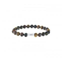 AZE Armband 17.5 beads Rocky mountains 8mm - 60688