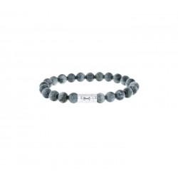 AZE Armband 17.5cm beads 8mm Eagle Peak - 60701