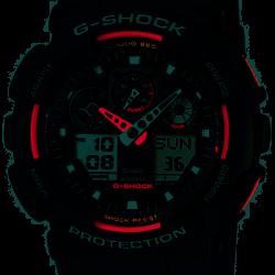G SHOCK Casio horloge  ga-100-1a4er - 51822