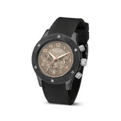 VNDX Amsterdam horloge LR91125-02 grijs. - 60274