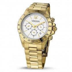 VNDX Amsterdam horloge staal zilver MD11531-02 - 60275