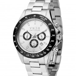 VNDX Amsterdam chrono big size stainless steel MS11535-02 - 60289