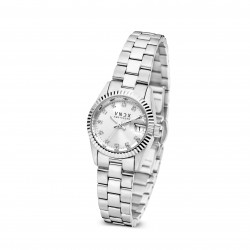 VNDX Amsterdam dames horloge W=Zilver MS43002-02 . - 60343