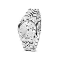 VNDX Amsterdam horloge Dare devil steel silver ms43008-02 - 60285