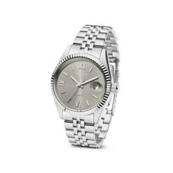 VNDX Amsterdam horloge Dare devil steel grey XL ms43008-16 - 60284