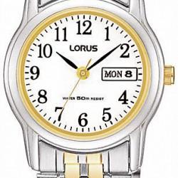 Dames Horloge Lorus 50m RXU11AX9 - 53395