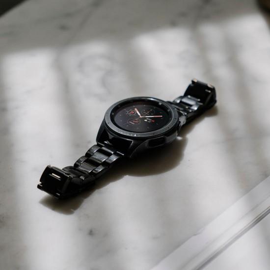 samsung smart watch Galaxy 42mm 3bar waterdichtheid SA.R810BS - 60177