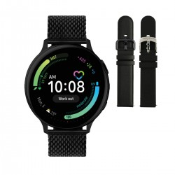 Samsung Galaxy smart active 2 44mm zwart mesh band SA.R820BM - 60116