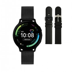 Samsung Galaxy smart active2 watch 40mm zwart mesh SA.R830BM - 60121