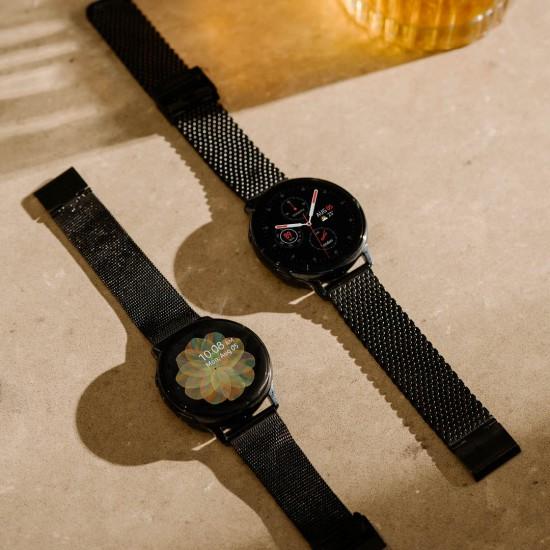 Samsung Galaxy smart active2 watch 40mm zwart mesh SA.R830BM - 60121