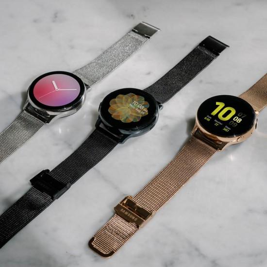 Samsung Galaxy smart watch active2 40mm rose mesh SA.R830RM - 60122