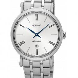seiko horloge Premier dames Staal RXB429P1 - 55029