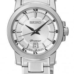 Seiko horloge Premier SXDF41P1 - 615
