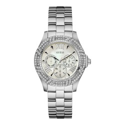 Guessn Dames staal W0632L1 SHIMMER - 51767