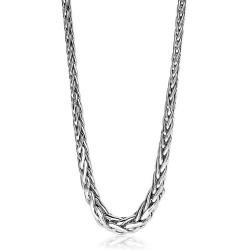 zilver collier zinzi ZIC1728 - 58174