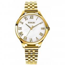 Zinzi horloge grace parelmoer Ziw1134 MET GRATIS ARMBANDJE - 60569