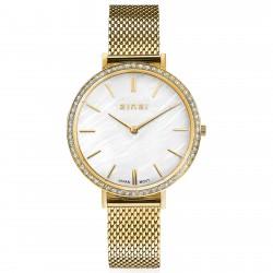 zinzi horloge julia parelm ZIW1334 MET GRATIS ARMBANDJE - 60571