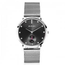 zinzi roman horloge silver ZIW524M INCL GRATIS ARMBANDJE - 57789
