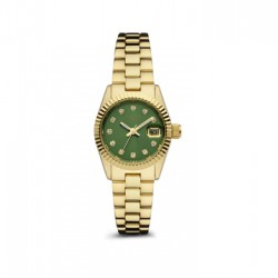 VNDX Amsterdam ladies green gold md43002-17 - 60750