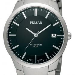 ps9013X1 Pulsar horloge titanium - 52003