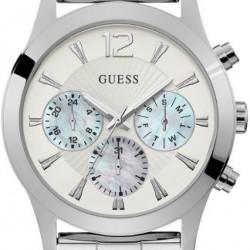 Guess ladies trend sport steel horloge w1295L1 - 59200
